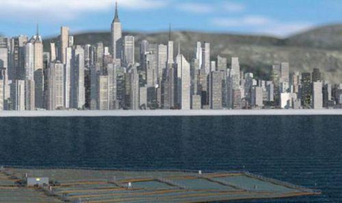 Sundy – плавучие острова из солнечных панелей