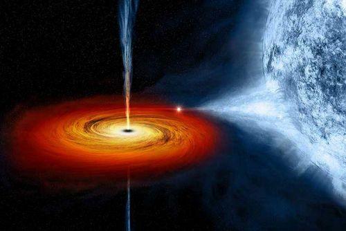 Сверхмассивная черная дыра может стать убийцей своей родной галактики, считают астрофизики