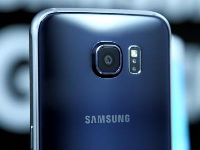 Светодиодная вспышка в samsung galaxy s6 продолжает работать даже после выключения смартфона