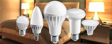 Светодиодные лампы и led светильники