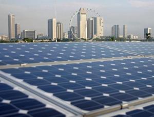 Свою первую солнечную электростанцию готовит к запуску компания stirling energy