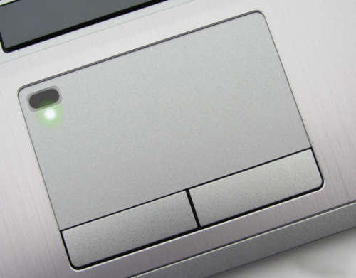 Synaptics интегрирует сканер отпечатков пальцев в тачпады securepad