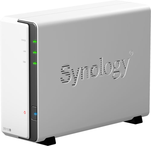 Synology® представила diskstation ds112+