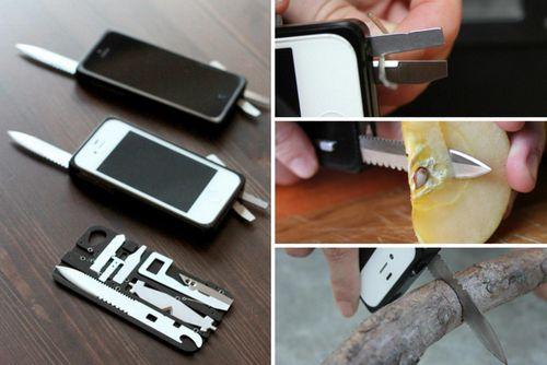 Task one — футляр для iphone с 16 полезными инструментами
