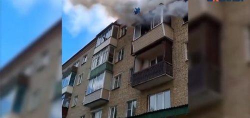 Технологии в действии: канадцу пришлось наблюдать за пожаром в своем доме в режиме реального времени