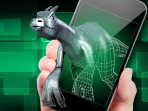 Технология qualcomm vuforia smart terrain навсегда изменит мобильные игры