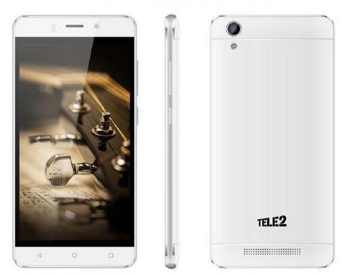 Tele2 представила бюджетные смартфоны tele2 maxi и tele2 maxi lte. фото