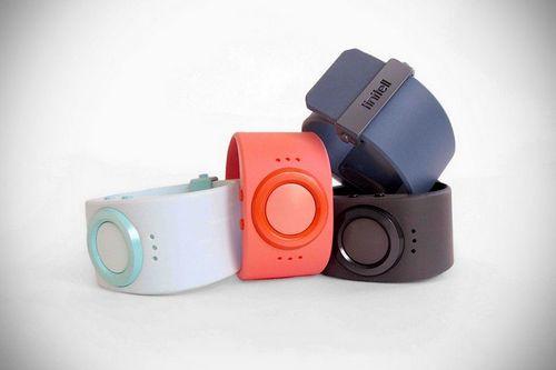Tinitell: телефон-браслет с gps для маленьких детей
