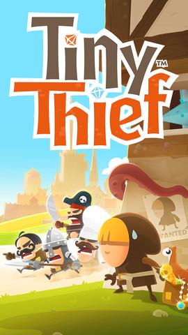 Tiny thief версия: 1.0.0. логическая игра