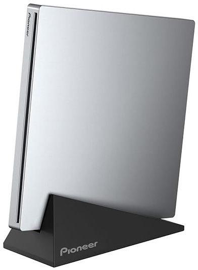 Толщина внешнего оптического привода pioneer bdr-xu03j, поддерживающего диски bdxl и оснащенного интерфейсом usb 3.0, равна 12 мм
