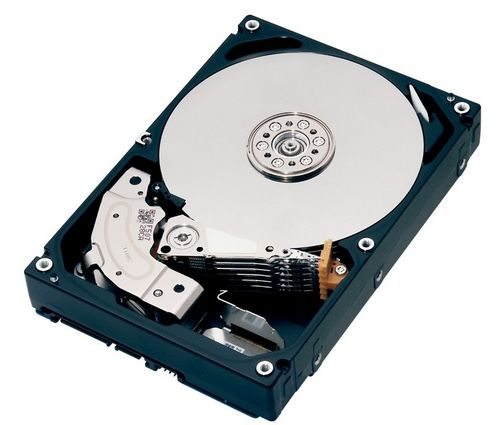 Toshiba представила первые жесткие диски серии mn