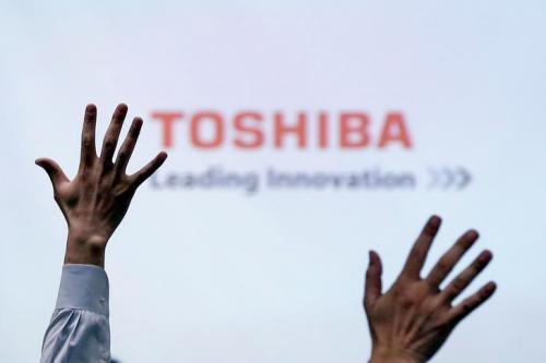 Toshiba просит суд отклонить запрос western digital на введение запрета на продажу полупроводникового производства