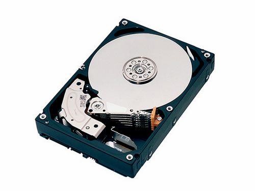 Toshiba выпустила корпоративные жесткие диски нового поколения емкостью 4 тб