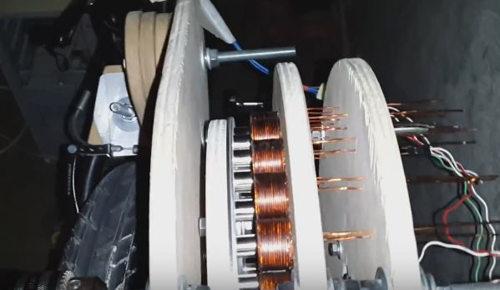 Трехфазный генератор своими руками