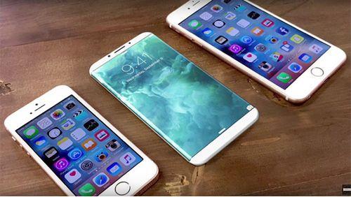 У iphone 8 будет изогнутый дисплей