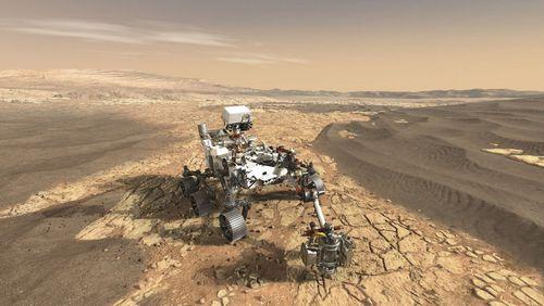 Ученые обнародовали новые теории поиска жизни на марсе