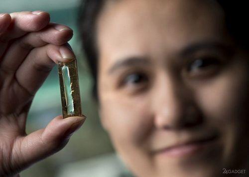 Ученые случайно изобрели вечный аккумулятор (2 фото)