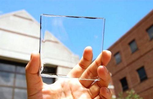 Учёными разработана полностью прозрачная солнечная панель