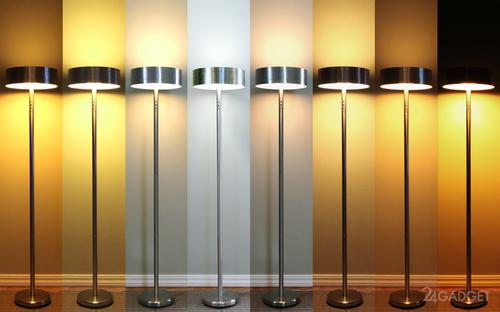 Умная лампа, создающая правильное освещение (10 фото + видео)