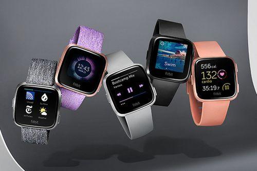 Умные часы fitbit versa получили кучу спортивных опций и неспортивный дизайн