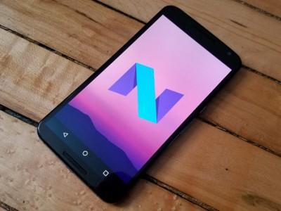 Уже вышедшие устройства не будут поддерживать одну из ключевых функций android n