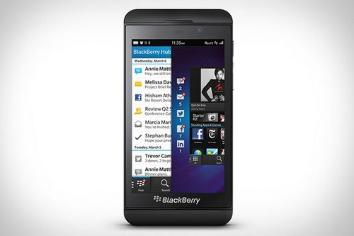 В blackberry 10.2 будет обновлён эмулятор android