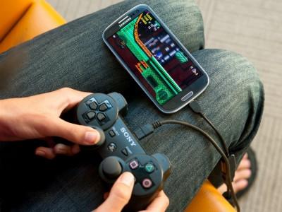 В chrome для android появится поддержка геймпадов
