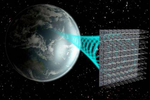 В японии провели успешный эксперимент по беспроводной передаче энергии для космического проекта
