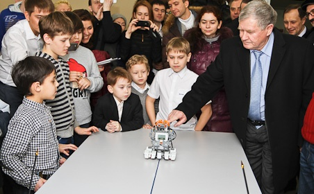 В казани в технопарке идея откроется центр молодежного инновационного творчества