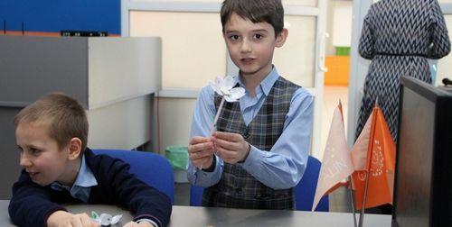 В мурманской области прошла школьная неделя нанотехнологий и технопредпринимательства