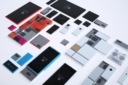 В начале 2015 г. google выпустит смартфон нового революционного форм-фактора
