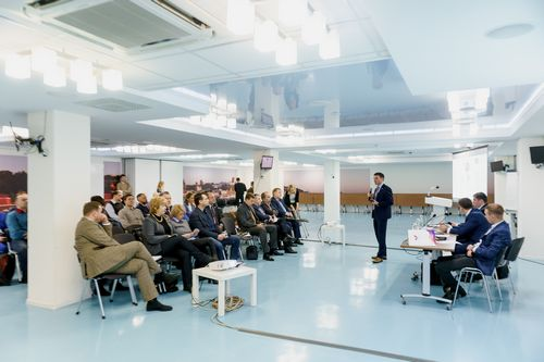В нижегородской области создадут it-кластер