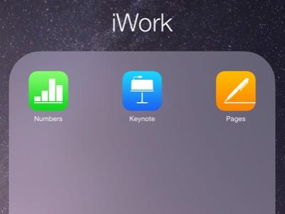 В пакете офисных приложений iwork появится режим совместной работы