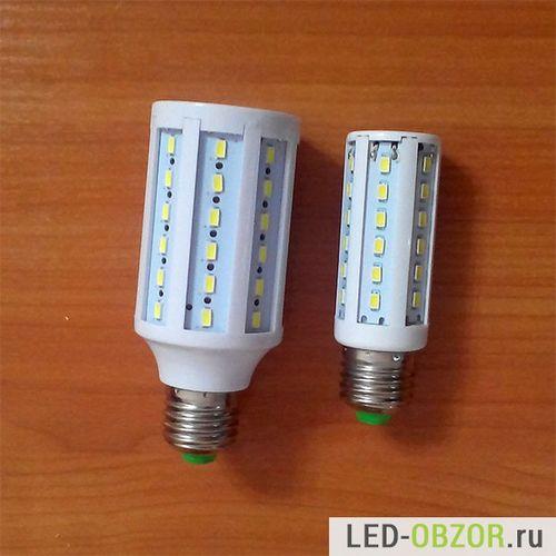 В россии будут внедряться светодиодные лампы