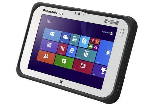 В россии представлен защищенный планшет panasonic toughpad fz-m1