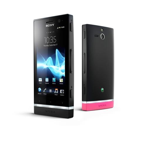 В россии стартуют продажи смартфона sony xperia u