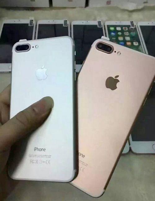 В сети появились снимки iphone 7