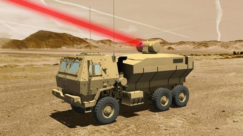 В сша прошли испытания мощнейшего боевого лазера