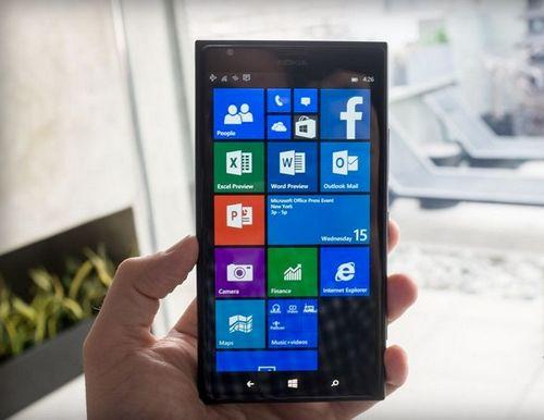 В тестовой версии windows 10 для смартфонов обнаружились первые ошибки