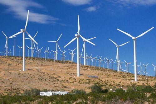 Ветровые электростанции техаса отдают электричество даром