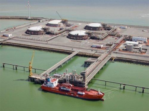 Вгермании может появиться первый спг-терминал - «энергетика»