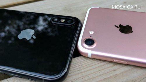 Видео устройства iphone 8 без кнопки home появилось в сети