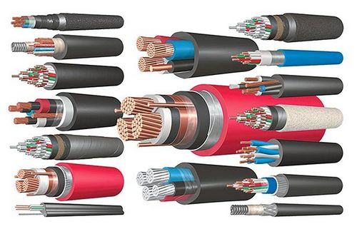 Виды кабельной продукции
