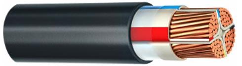 Виды силовых кабелей
