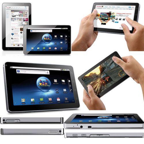 Viewsonic viewpad 10 - планшет с android и windows 7