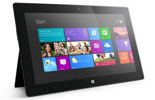 Владельцы планшетов на windows rt могут установить сторонние ос