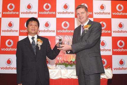 Vodafone представил первый телефон под собственным брендом