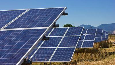 Водород повысит эффективность кремниевых солнечных панелей