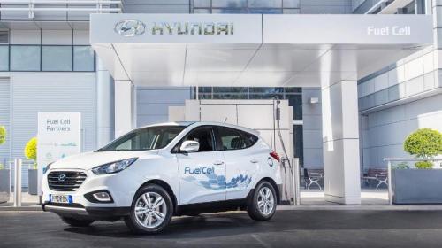 Водородный автомобиль hyundai tucson fuel cell второго поколения будет иметь запас хода до 560 км