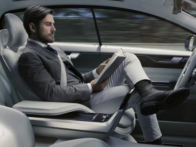 Volvo и ericsson объединяются для разработки беспилотных автомобилей будущего